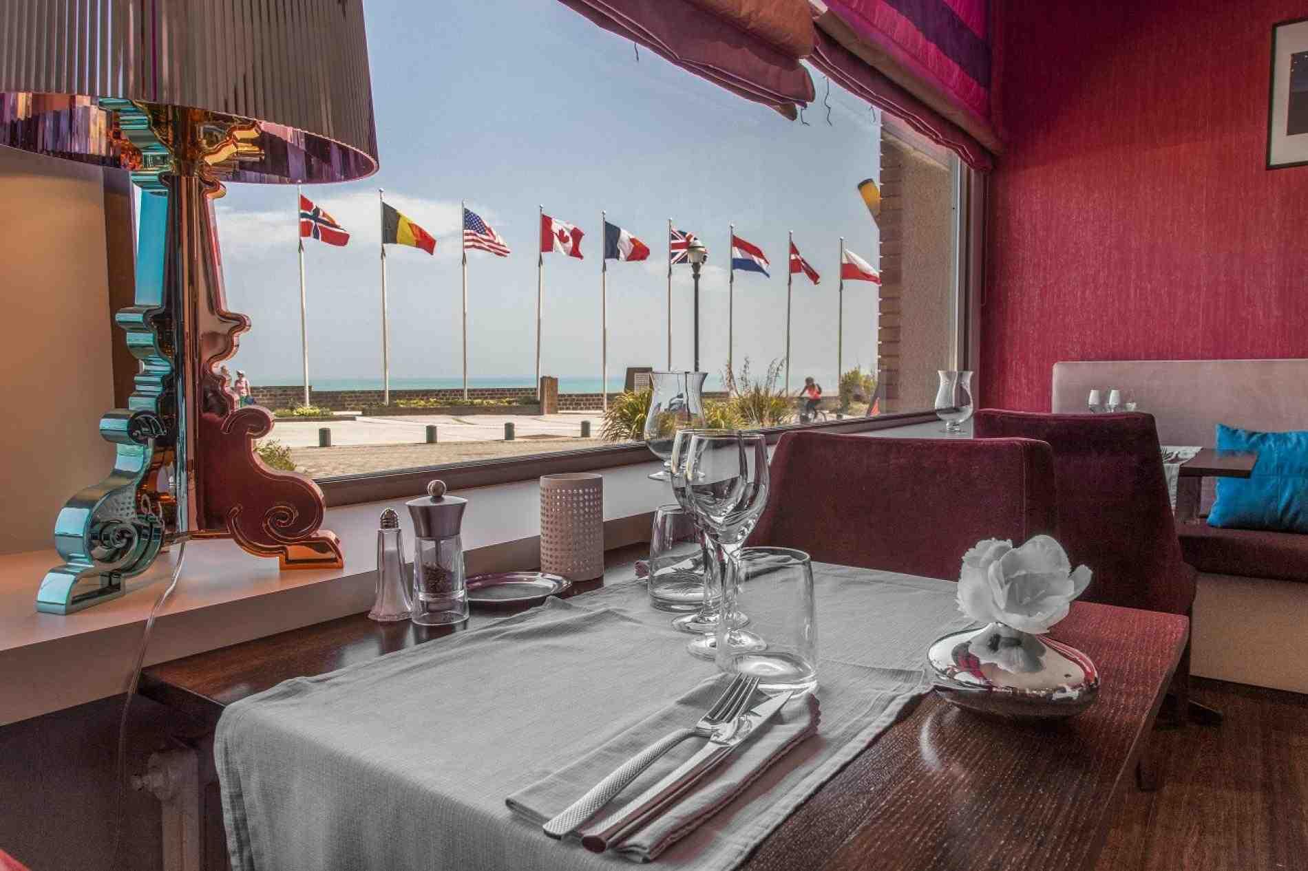 Où manger à Courseulles-sur-mer?