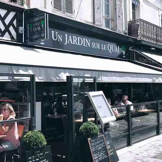 Ou manger à Deauville?