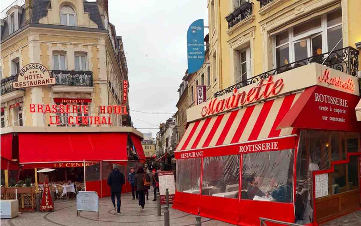 Où manger à Deauville le soir?