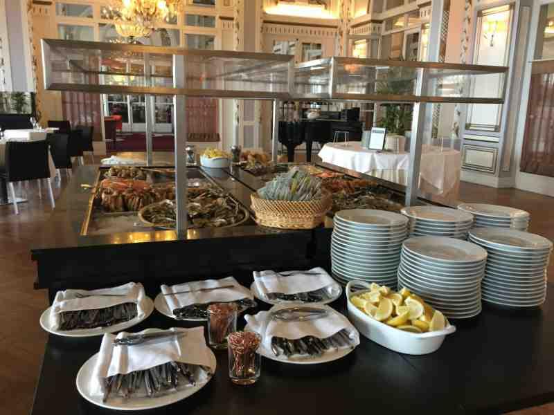 Où manger à Dives-sur-mer?