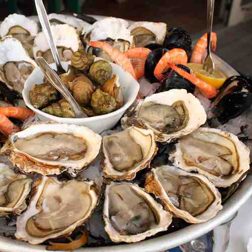 Où manger de bons fruits de mer à Deauville?