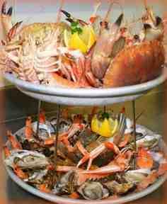 Où manger de bons fruits de mer à Trouville?