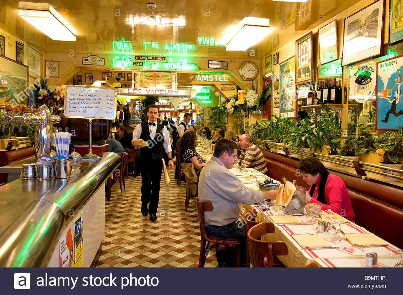 Où manger des crustacés et des frites à Cabourg?