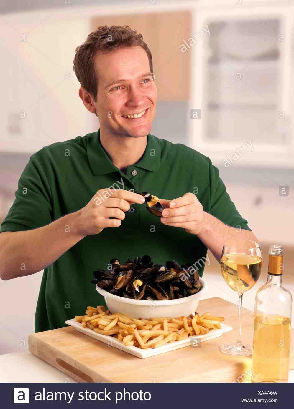 Où manger des crustacés et des frites à Rouen?