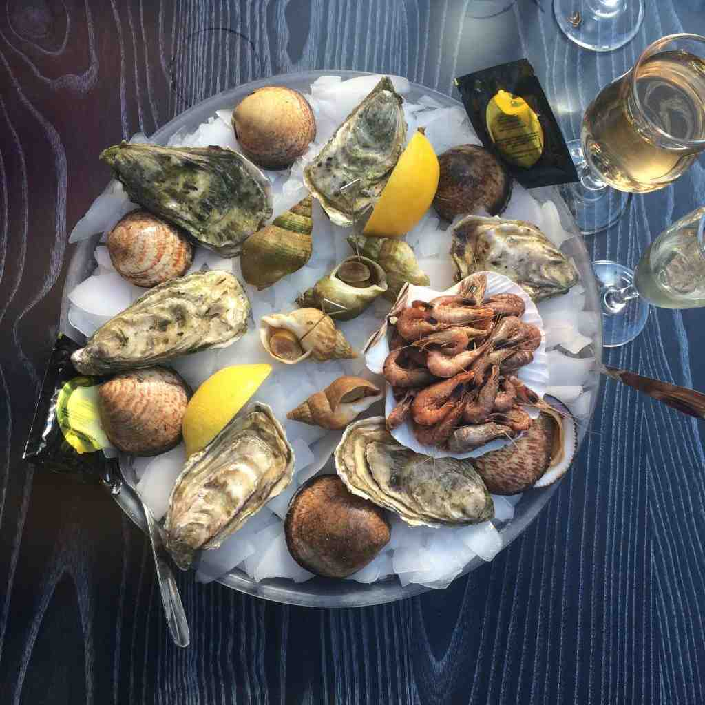Où manger des fruits de mer à Honfleur?