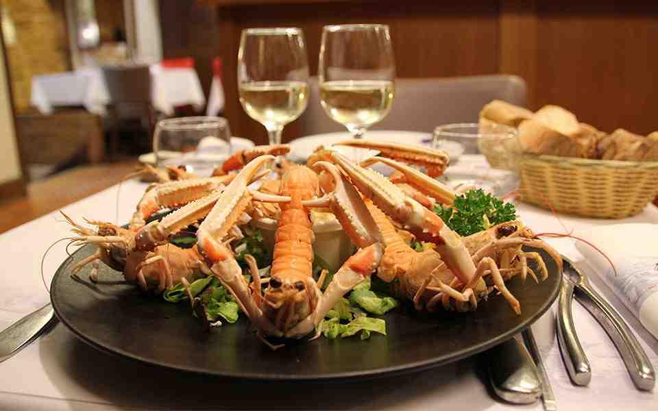 Où manger des fruits de mer dans le Calvados?