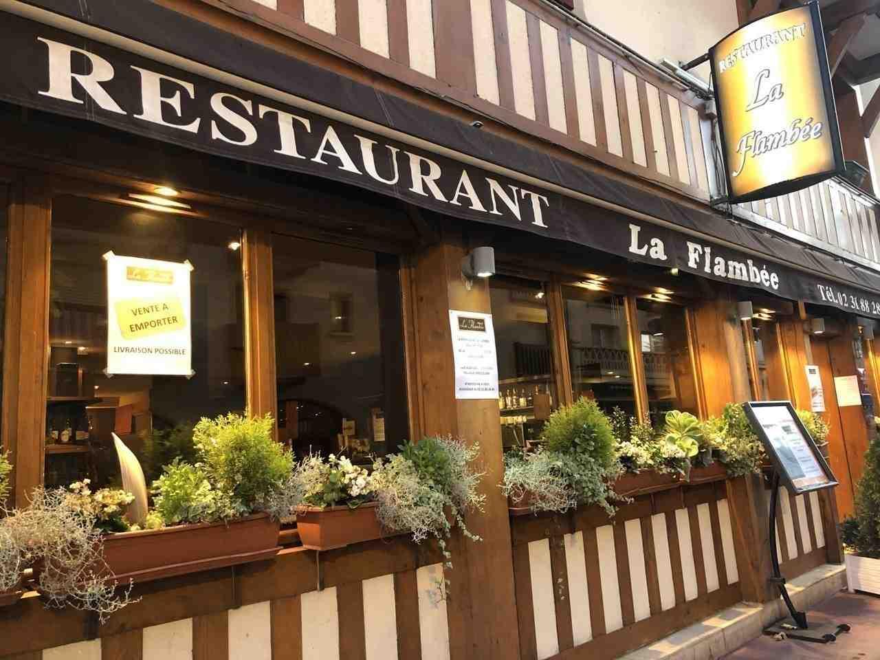 Où manger un bon plat de fruits de mer à Trouville?