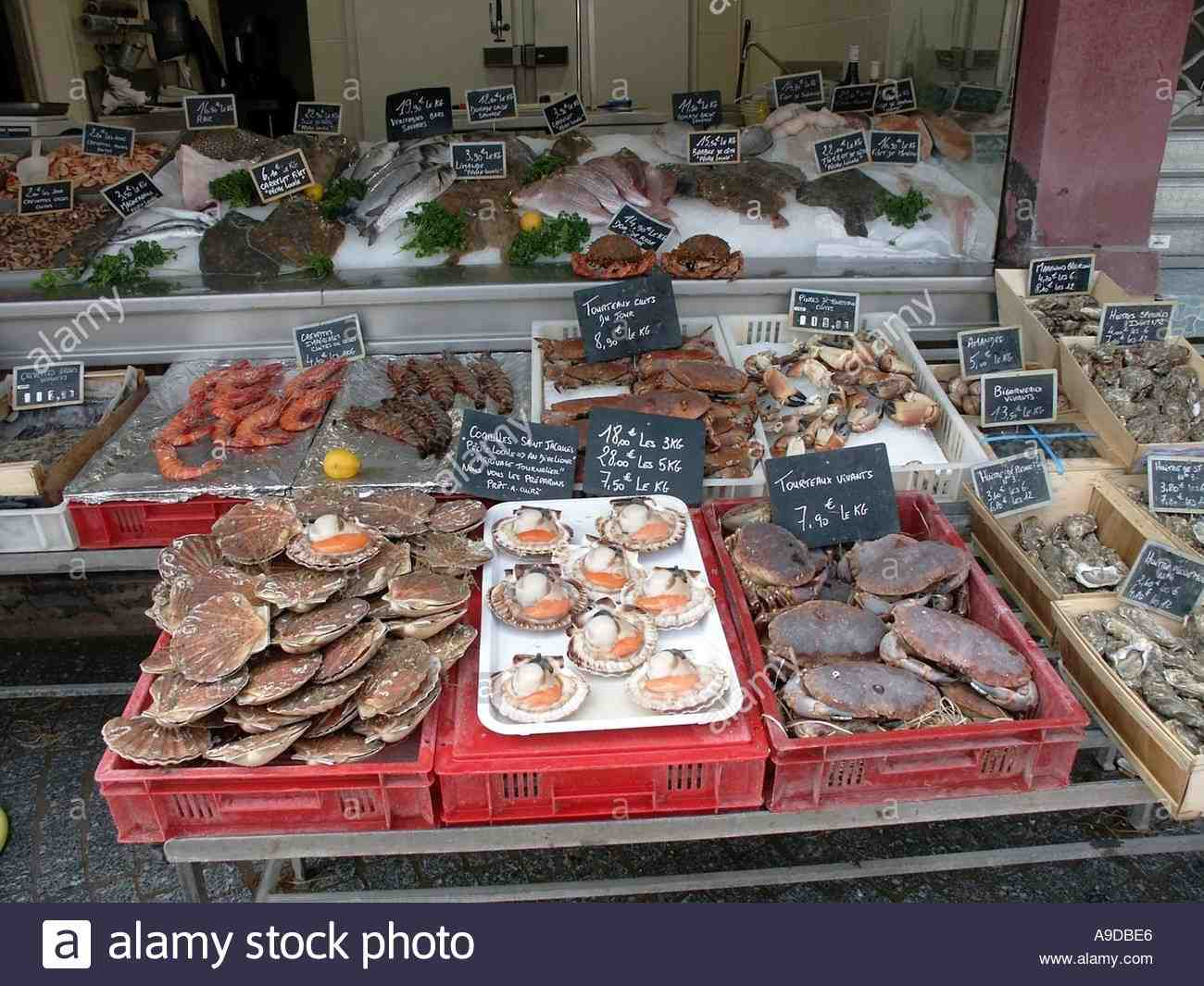 Où manger un plat de fruits de mer à Deauville?