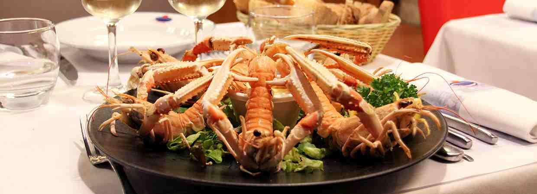 Où manger une assiette de fruits de mer à Trouville?