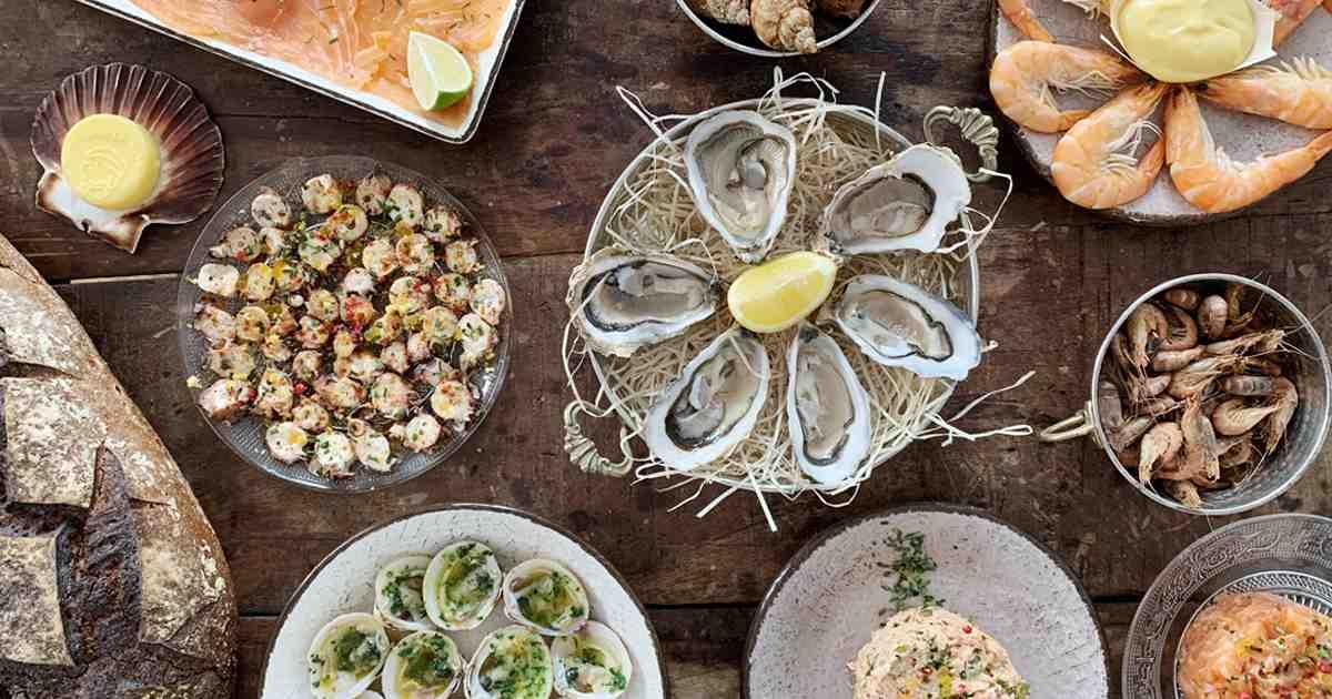 Pouvez-vous manger un délicieux plat de fruits de mer à Paris?