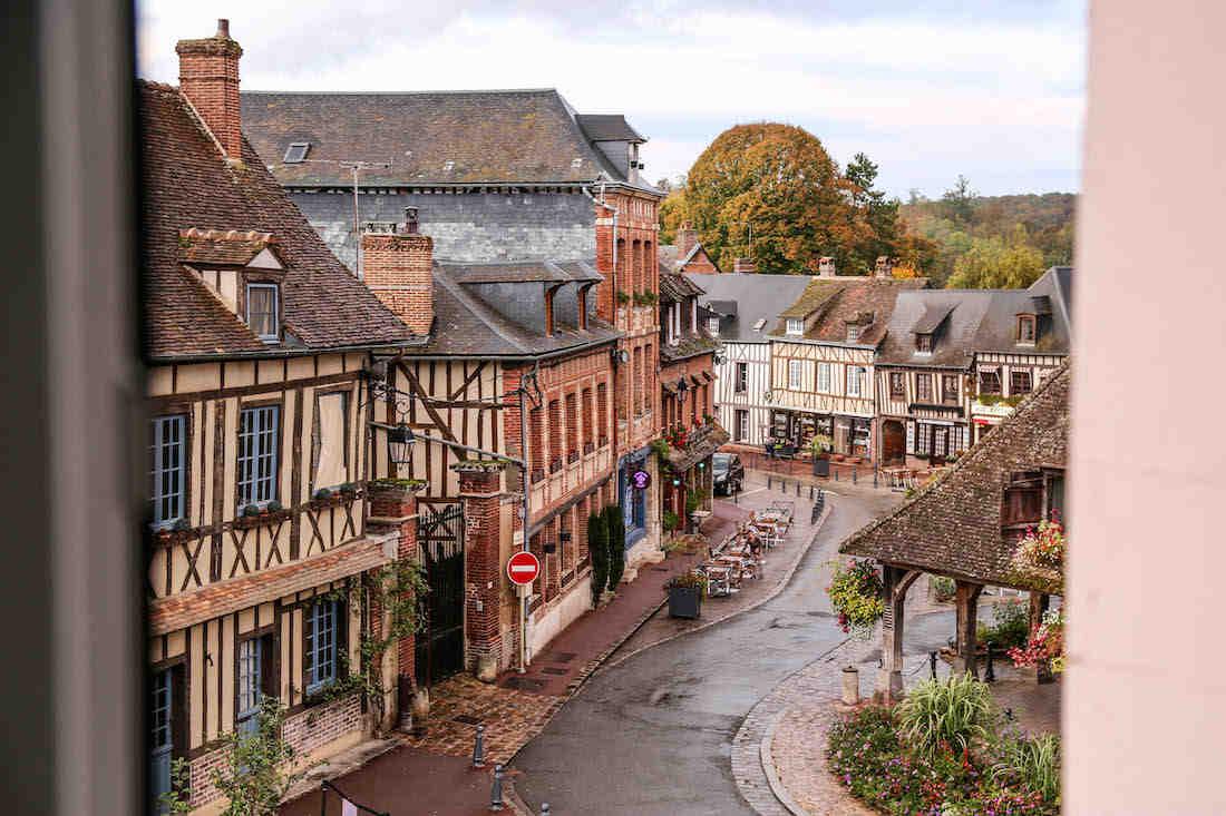 Où allez-vous voyager en Normandie en hiver?