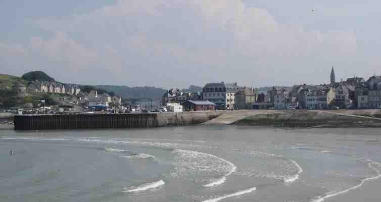 Où dormez-vous à visiter en Normandie?