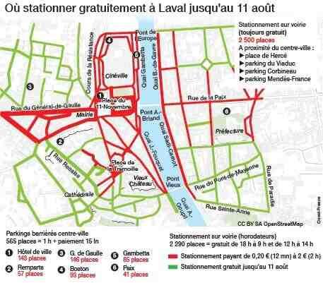 Où garer sa voiture à Deauville?