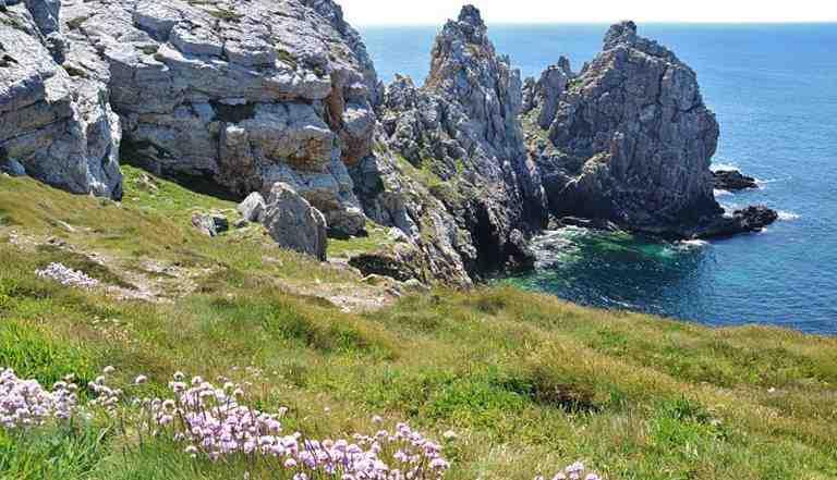 Où la mer est-elle la plus chaude en Bretagne?