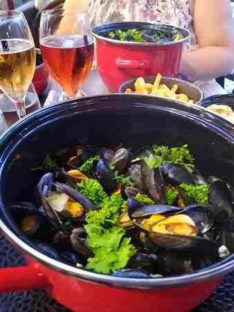 Où manger de bons fruits de mer à Honfleur?