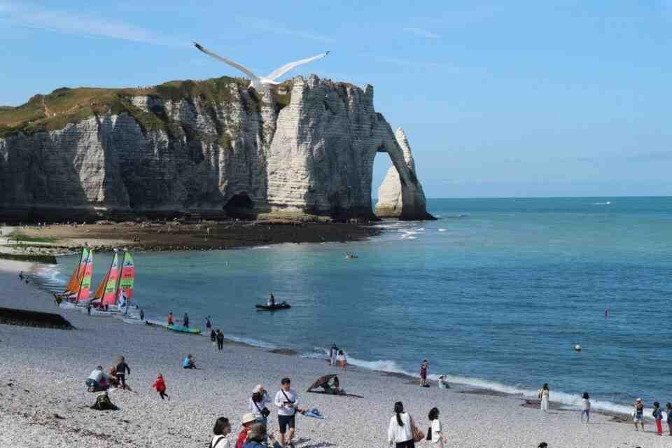Où partez-vous en vacances en Normandie?