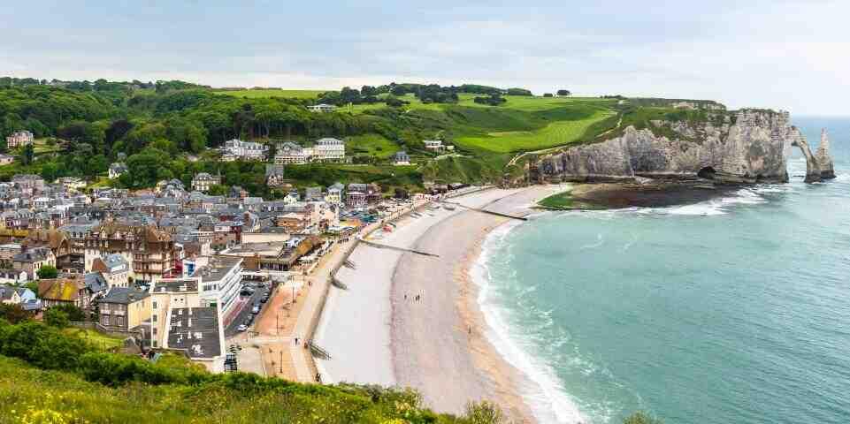 Où peut-on se baigner en Normandie?