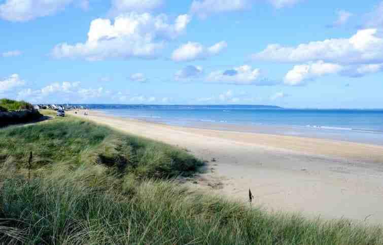 Où séjourner pour visiter les plages du débarquement?