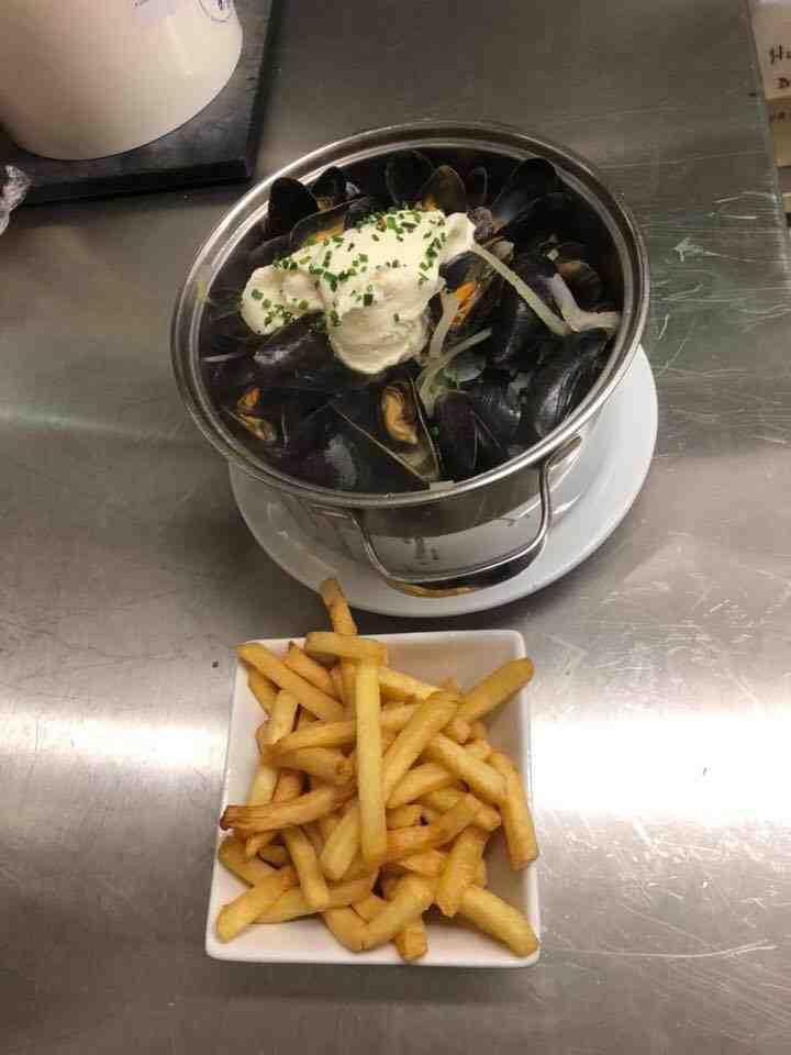 Pouvez-vous manger des moules sur la côte normande?