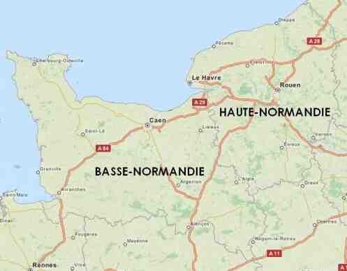 Quelle activité faire en Normandie?