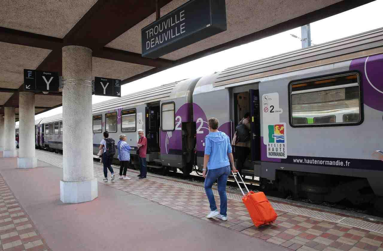 Comment aller à Deauville en train?