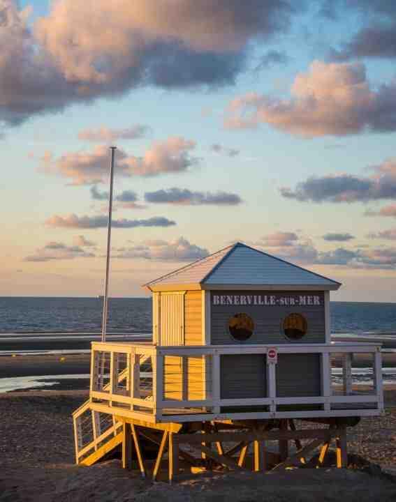 Où aller à la plage de Normandie?