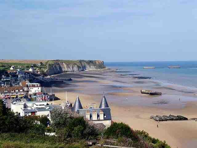 Où aller en Normandie plage ?
