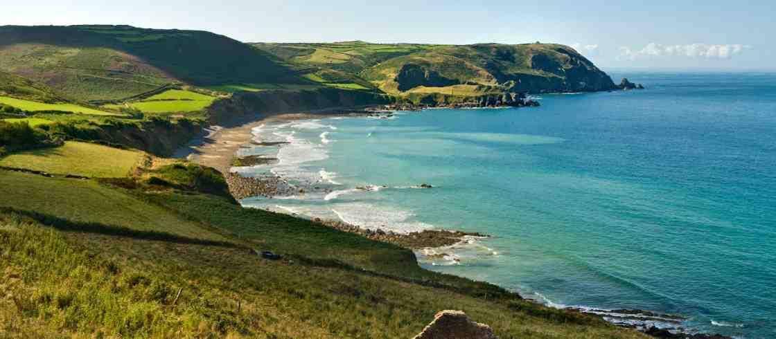 Où aller sur la côte normande?