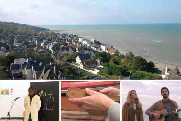 Où allez-vous à la mer en Normandie?