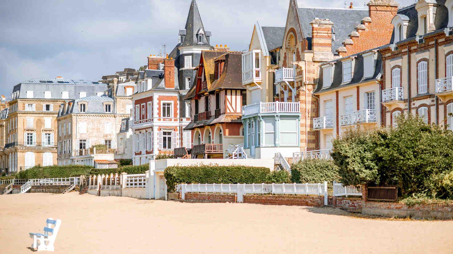 Où est-ce que j'habite en Normandie?