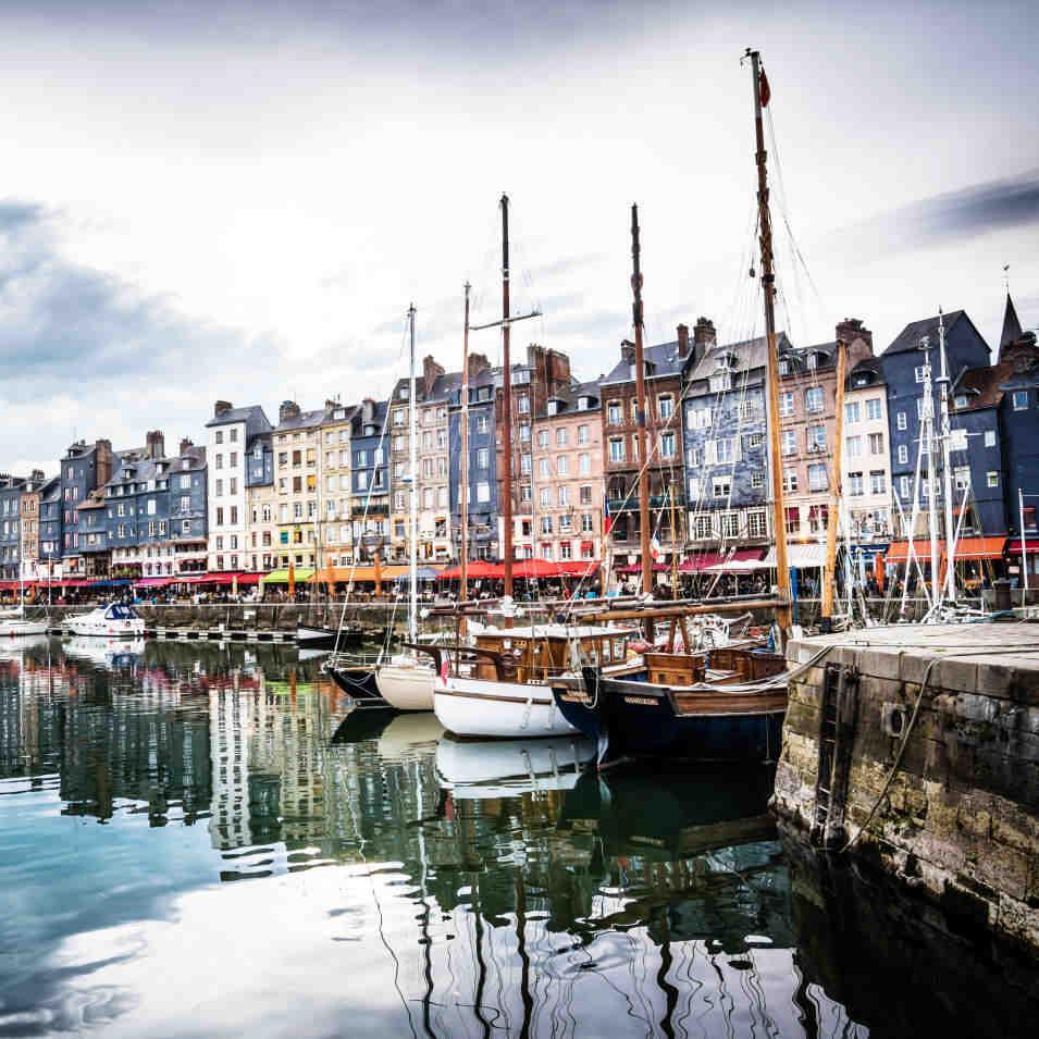 Où loger pour visiter la Normandie ?