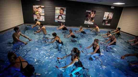 Où nager à 76 ans?