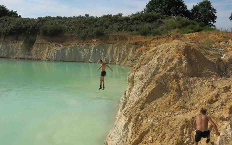 Où nagez-vous en Basse-Normandie?