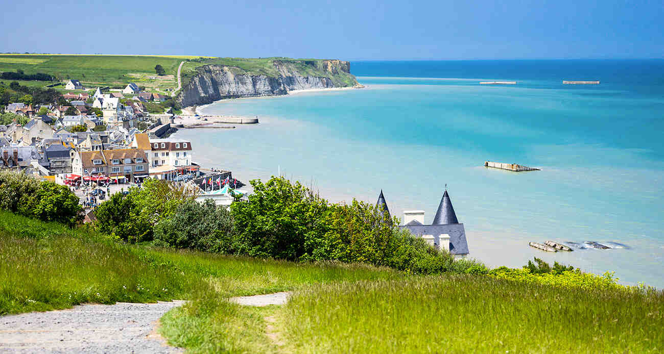 Où partir par la mer en Normandie?