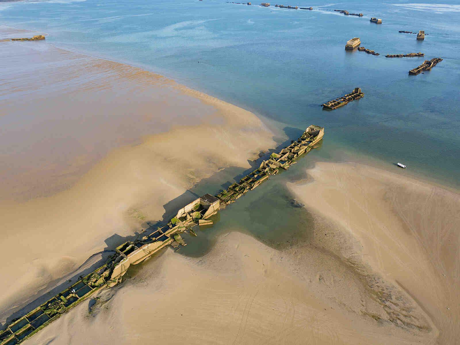 Où se baigner dans le Calvados?