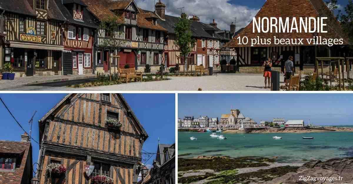 Quel est le plus beau coin de Normandie?