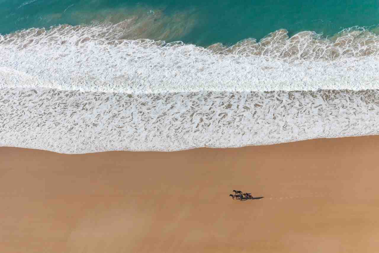 Quel est le plus beau débarquement sur la plage?