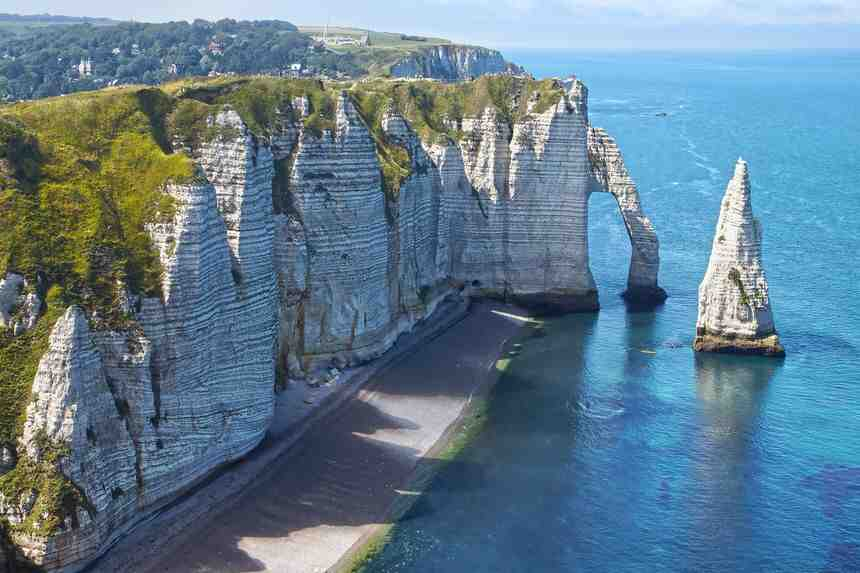 Quel village vais-je visiter en Normandie?