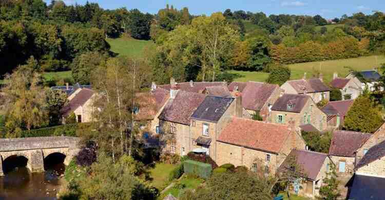 Quel village visiter en Normandie?