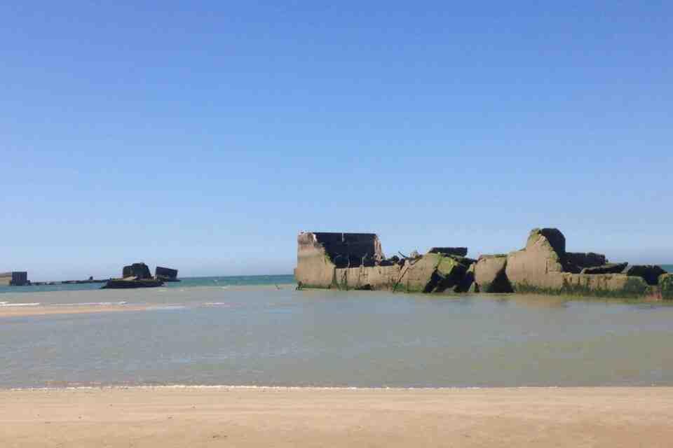 Quelle est la plus belle plage de Normandie?