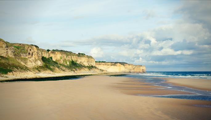 Quelle est la plus belle plage du débarquement?