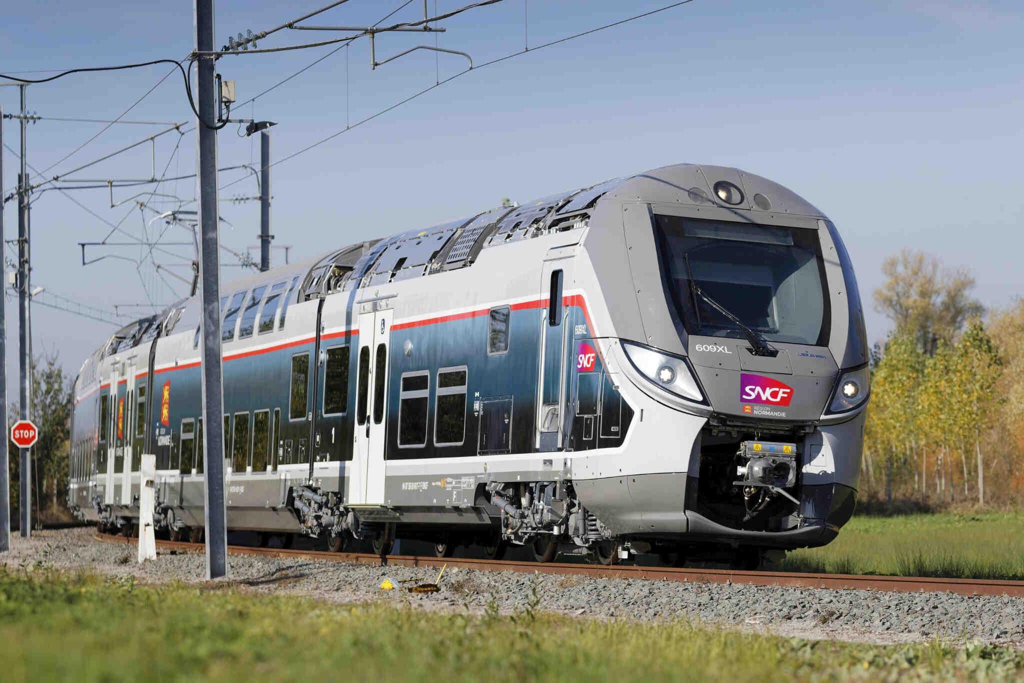 Quelle gare pour aller à Rouen?