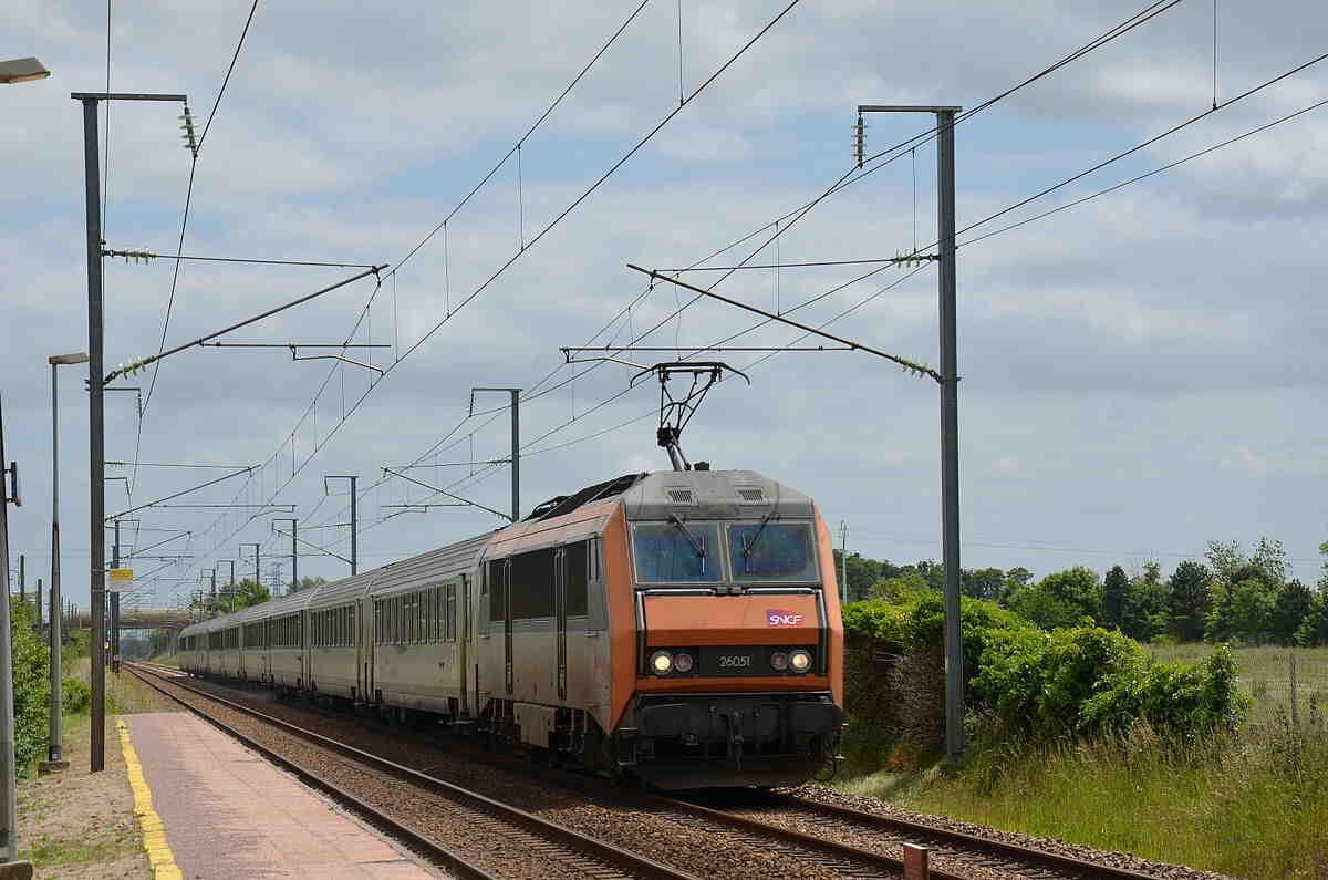 Quelle gare pour aller au Havre?