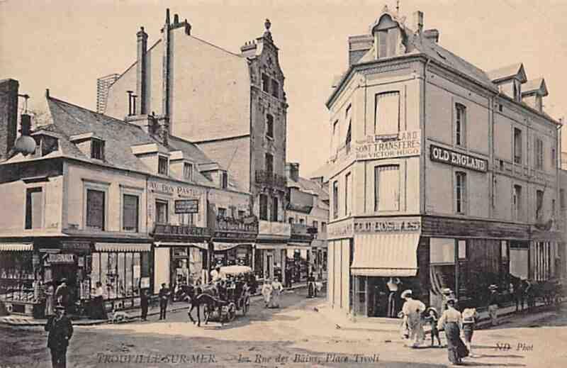 Quelle gare pour aller en Normandie?