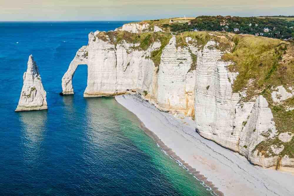 Qu'est-ce que la mer de Deauville?