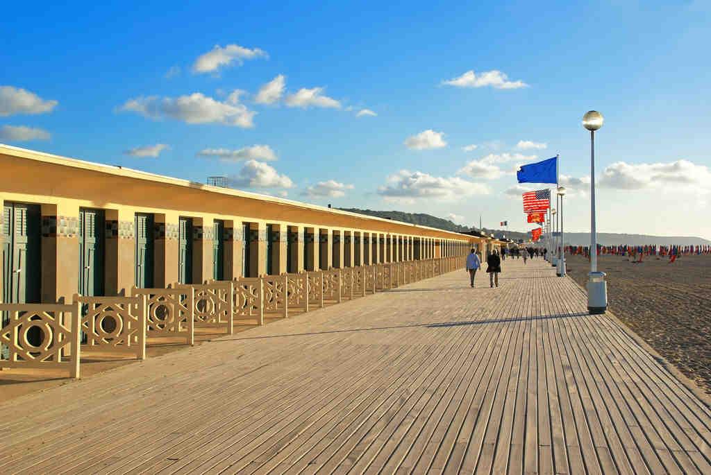 Comment aller de Paris à Deauville?
