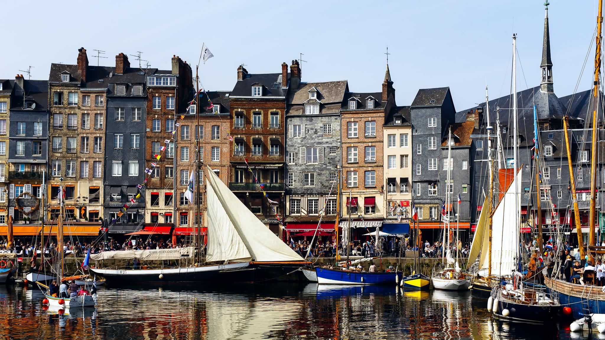 Comment aller du Havre à Honfleur?