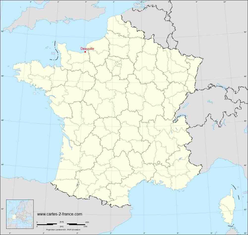Comment on appelle les habitants de Deauville ?