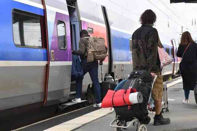 Comment se rendre à Deauville en Train?