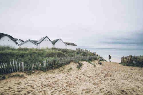 Où aller se baigner en Normandie?